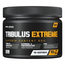 Body Attack, Tribulus Extreme, 80ks