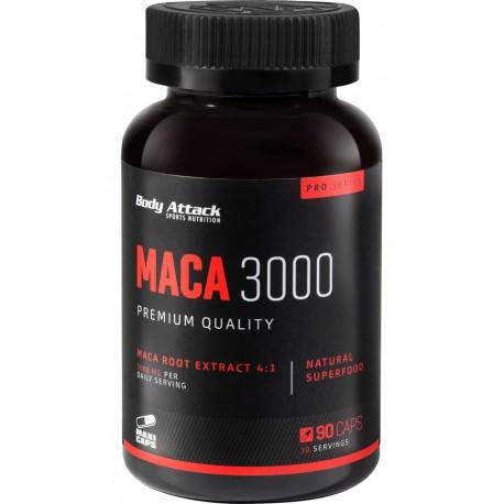 Body Attack, Maca 3000