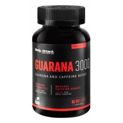 Body Attack, Guarana 3000, 90kaps