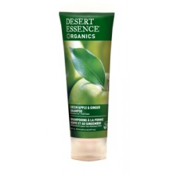 Šampon ze zeleného jablka a zázvoru