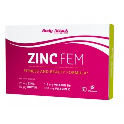 Body Attack, Zinc FEM, 30ks