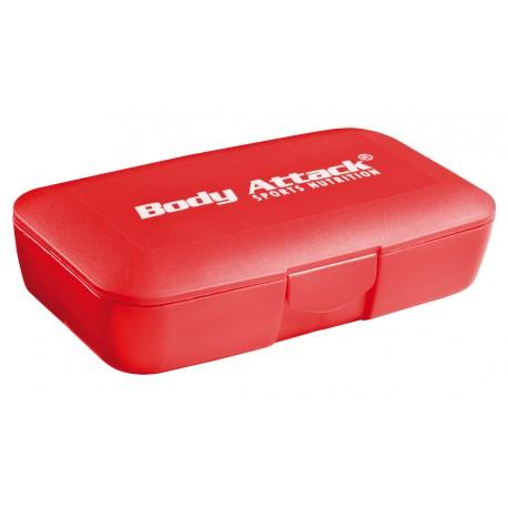 Body Attack, Box na prášky