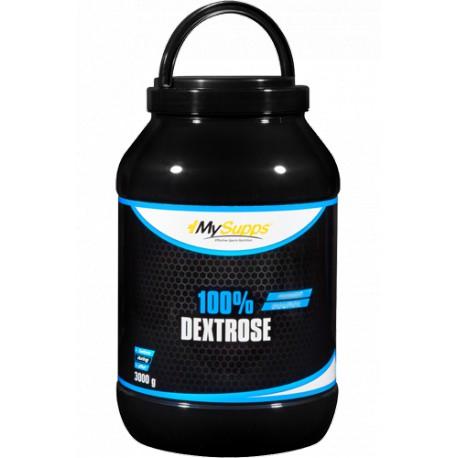 My Supps, 100% Dextrose, 3kg