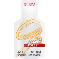 Agave9, Energy gel forest, 30g