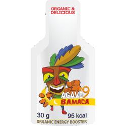 Agave9, Organic bamaca, 30g