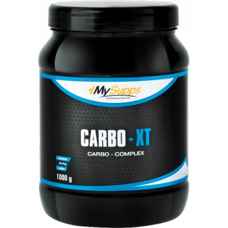 My Supps, Carbo-XT, 1 Kg