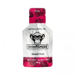 CHIMPANZEE, energy gel forest fruit, 35g