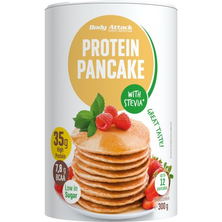 Body Attack, Protein pancake