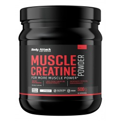 Body Attack, Muscle Creatine, 500g (Creapure®)