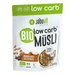 JabuVit, Low Carb müsli 500g