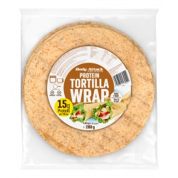 Body Attack, protein tortilla wrap, 280g