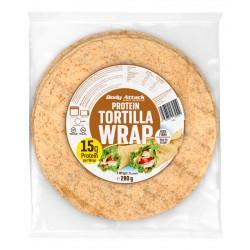 Body Attack, protein tortilla wrap, 280g