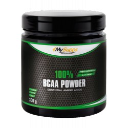 My Supps, 100% BCAA Powder, 300g
