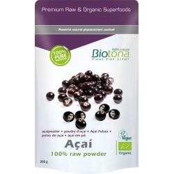 Biotona Açaí 100% Raw powder