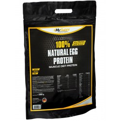 My Supps, 100% Natural Egg Protein, 2kg