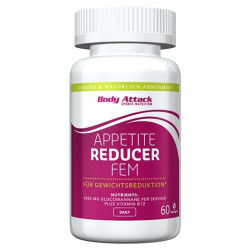 Body attack Appetite reducer 60 tablet