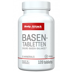 BODY ATTACK BASEN- TABLETTEN 120 TABLET