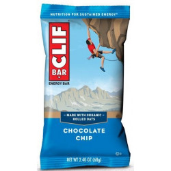 CLIF BAR chocolate chip 68G