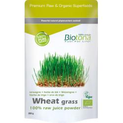 BIOTONA WHEAT GRASS 200G