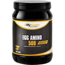 My Supps, Egg Amino, 500ks