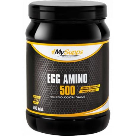 My Supps, Egg Amino, 500ks