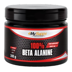 My Supps, 100% Beta Alanine, 300g