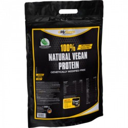 My Supps, 100% Natural Vegan Protein, 2kg