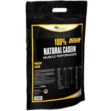 My Supps, 100% Natural Casein, 2kg