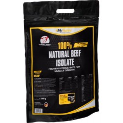 My Supps, 100% Natural Beef  Isolate, 2kg