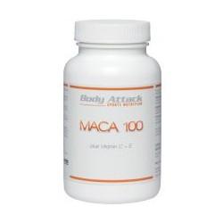 Body Attack, MACA 100 plus, vitamíny E + C