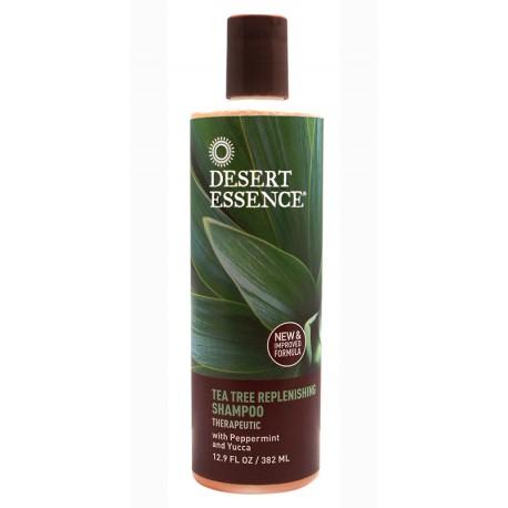 Hojivý regenerační šampon s tea tree