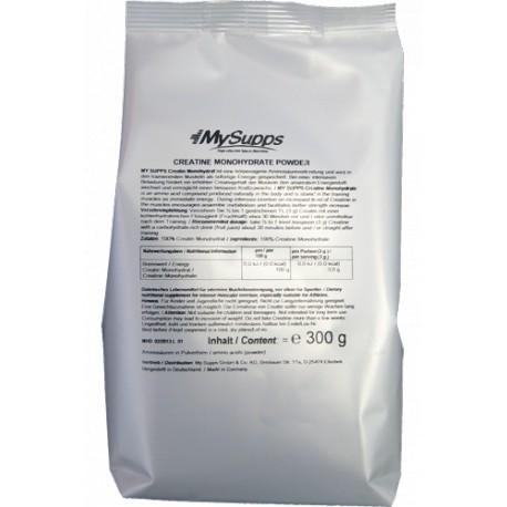 My Supps, 100% Creatine Monohydrate Powder, 300g