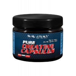 Body Attack, Pure Creatine, 240 caps