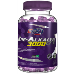 EFX Kre-Alkalyn 3000 - 120 Caps