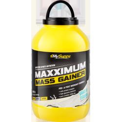 My Supps, Maxximum Mass Gainer, 4.75 Kg