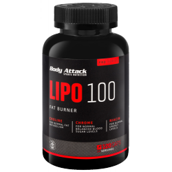 Body Attack, LIPO, 100ks