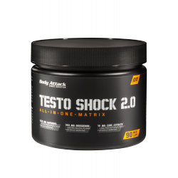 Body Attack, Testo-Shock, 90caps