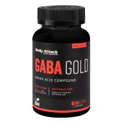 Body Attack, GABA Gold, 80ks