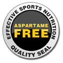 Aspartame free