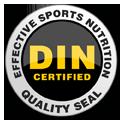 DIN certified